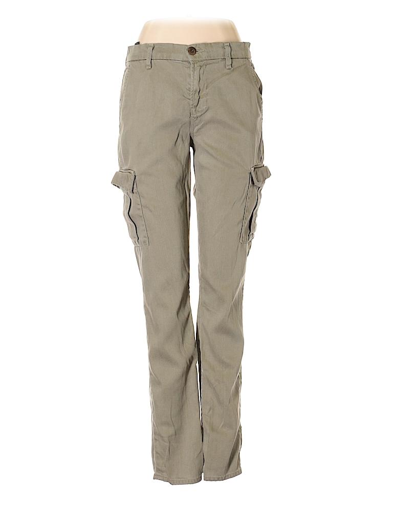 J Brand Women Cargo Pants 24 Waist