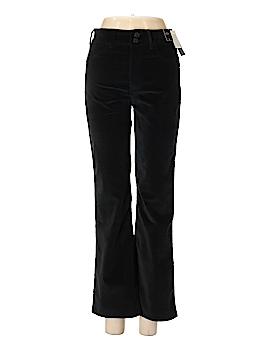 Abercrombie & Fitch Velour Pants 26 Waist