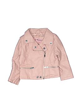 Urban Republic Faux Leather Jacket Size 24 mo