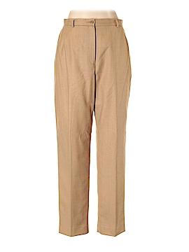 Lands' End Wool Pants Size 14