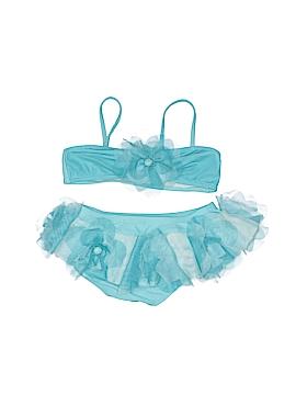 Isobella & Chloe Two Piece Swimsuit Size 4