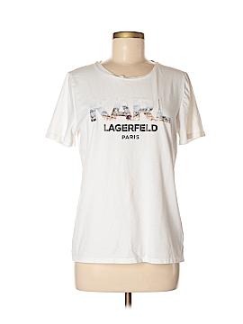 Karl Lagerfeld Short Sleeve T-Shirt Size M