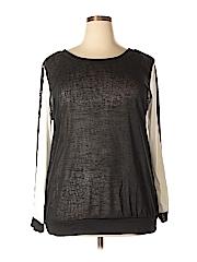 Simply Irresistible Women Sweatshirt Size 1X (Plus)