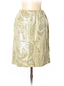 Griffith Gray for St. John Formal Skirt Size L