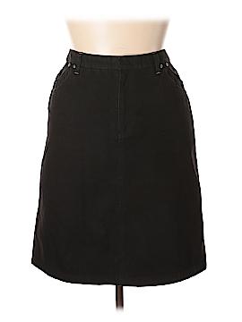 Liz Claiborne Denim Skirt Size 16
