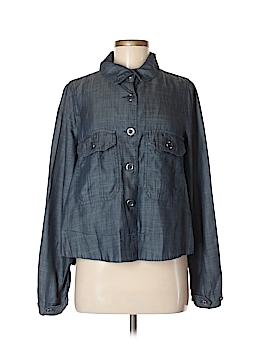 Marrakech Long Sleeve Button-Down Shirt Size M