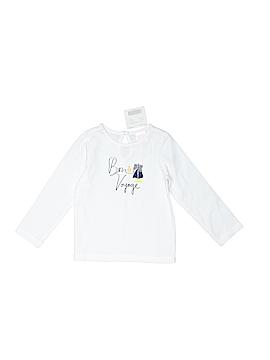 Janie and Jack Long Sleeve T-Shirt Size 12-18 mo