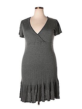 Elle Casual Dress Size 1X (Plus)