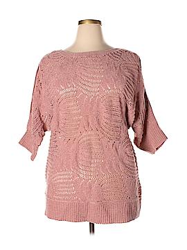 Lauren Michelle Pullover Sweater Size L