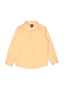 Jonathan Strong Long Sleeve Button-Down Shirt Size 4T