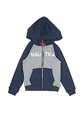 Nautica Zip Up Hoodie Size 4T