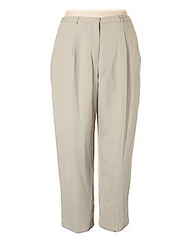 Karen Scott Dress Pants Size 24W (Plus)