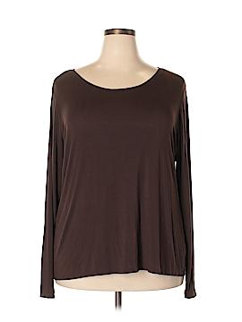 Cato Long Sleeve T-Shirt Size 22 - 24 (Plus)