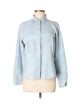 Austin Clothing Co. Long Sleeve Blouse Size M