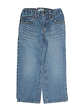 Genuine Baby From Osh Kosh Jeans Size 4 (Husky)