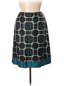 Talbots Silk Skirt Size 16