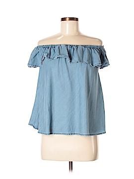 Velvet Heart Short Sleeve Top Size M