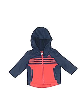 Adidas Zip Up Hoodie Size 3 mo