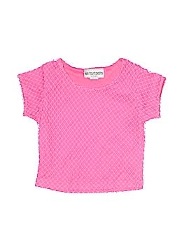 Les Tout Petits Short Sleeve Top Size 12