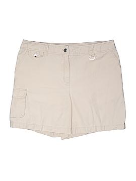 Jones New York Sport Cargo Shorts Size 14