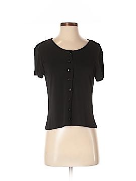Maria Bianca Nero Short Sleeve Blouse Size S