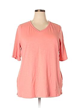 C. Wonder Short Sleeve T-Shirt Size 1X (Plus)