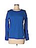 MICHAEL Michael Kors Women Long Sleeve T-Shirt Size M