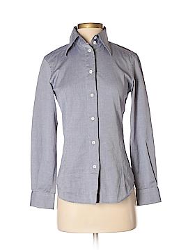 Dolce & Gabbana Long Sleeve Button-Down Shirt Size 38 (IT)