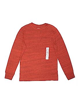 Cat & Jack Long Sleeve T-Shirt Size 8