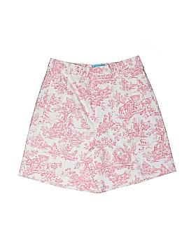 J. McLaughlin Khaki Shorts Size 8