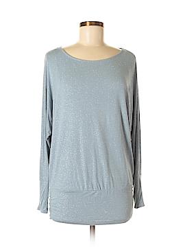 Jennifer Lopez Long Sleeve Top Size M