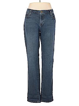 Garnet Hill Jeans Size 14 (Tall)