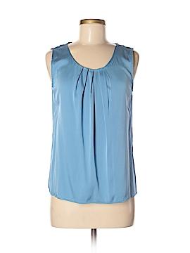 Talbots Sleeveless Silk Top Size 6