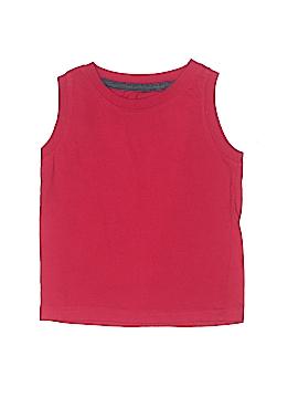 French Toast Sleeveless T-Shirt Size 2T