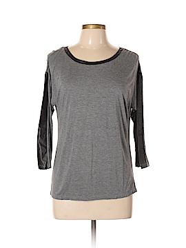 Halogen 3/4 Sleeve T-Shirt Size L