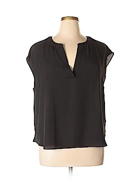 Forever 21 Short Sleeve Blouse Size 1X (Plus)