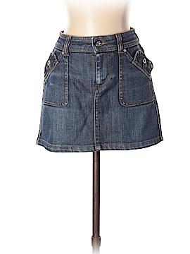 D&G Dolce & Gabbana Denim Skirt 24 Waist