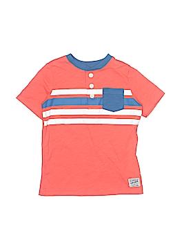 OshKosh B'gosh Short Sleeve Henley Size 5