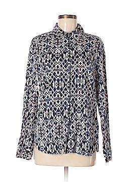 Splendid Long Sleeve Button-Down Shirt Size M