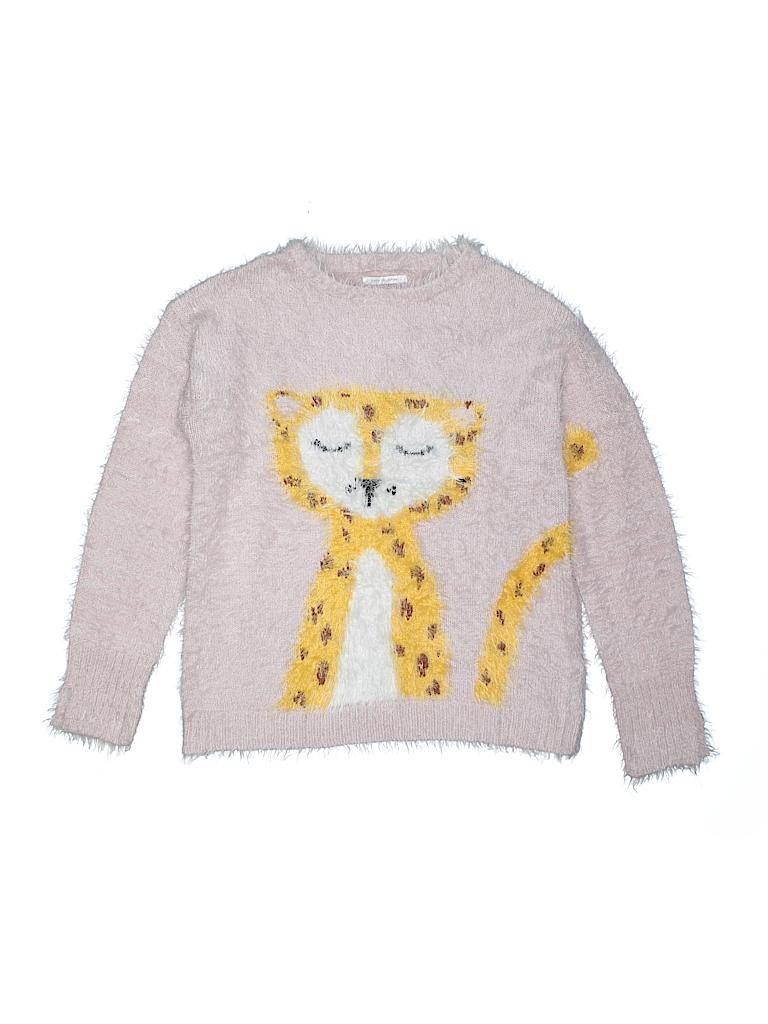 Zara Girls Pullover Sweater Size 9