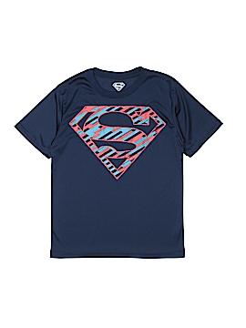 Superman Short Sleeve T-Shirt Size 10 - 12
