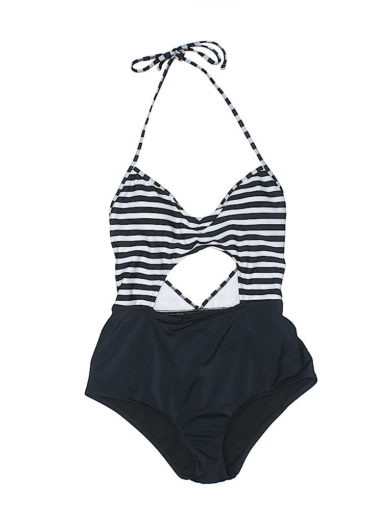 LA Hearts Women One Piece Swimsuit Size S