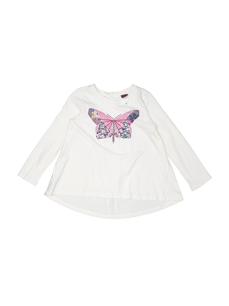 Tea Girls Long Sleeve T-Shirt Size 3T