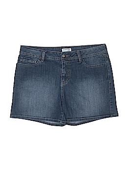 St. John's Bay Denim Shorts Size 12