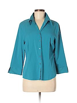 Bay Studio 3/4 Sleeve Blouse Size L