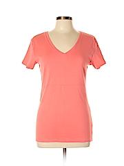 KIRKLAND Signature Women Short Sleeve T-Shirt Size XL