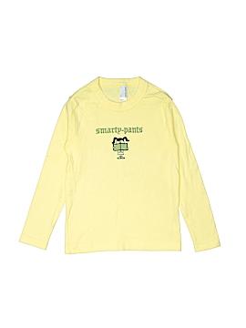 American Apparel Long Sleeve T-Shirt Size 4
