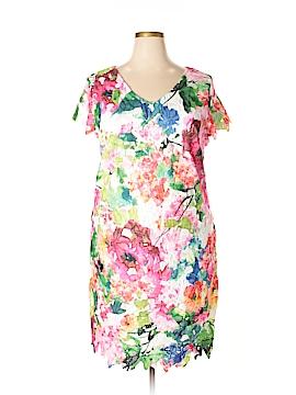 Donna Ricco Casual Dress Size 22 (Plus)
