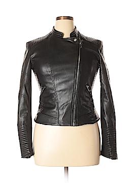Trafaluc by Zara Faux Leather Jacket Size XL