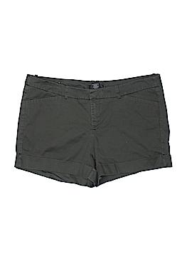 Mossimo Khaki Shorts Size 16